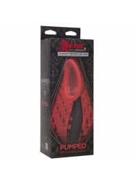 Автоматическая женская вибропомпа Kink Pumped echargeable Automatic Vibrating Pussy Pump - Doc Johnson